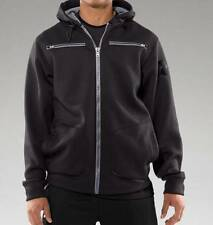 Under Armour Special Ops Lethal Basketball Hoodie Full Zip Up Jacket * Black S
