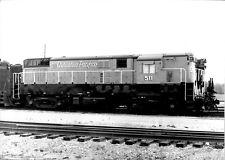 1973 Chihuahua Pacifico Train 511 Engine 5x7 Photo Railway X2200S Toronto Yard O