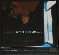 THIS HEAT out of cold storage UK 6-CD BOX new sealed REMASTERED charles hayward