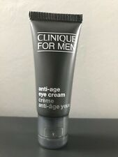 CLINIQUE FOR MEN - Anti-Age Eye Cream - 15ml - Full Size - RRP £27 - NEW