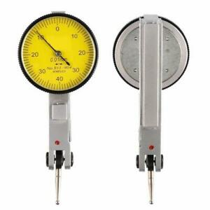 """20"""" Professional Lever Dial Test Indicator Meter Tool Kits Precision 0.01mm"""