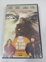 Una Notte de Chiaro de Luna Rutger Hauer Kinski VHS Nastro Castellano New Nuovo