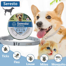 New listing Bayer Seresto1 Flea and Tick Collar for Small Dog Under 18lbs 8 Month Protection