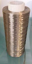 Basalt Fiber roving (tow, yarn) 2 spool lots, >6.8 kg, 15 pound total net weight