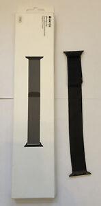 Apple Watch 42mm Space Black Milanese Loop MLJH2ZM/A