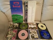 Rhythm of the Mountains; Music Of Appalachia- Various Artists, 4 Discs, Booklets