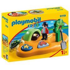 PLAYMOBIL 9119 1.2.3. - Pirate Island