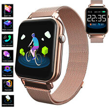 Bluetooth Smart Watch Call Message Reminder For Samsung Galaxy J4 Plus S6 S10 S9