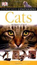 Cats (Eyewitness Companions),Bruce Fogle
