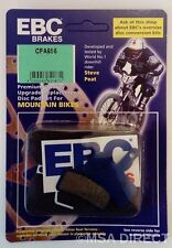 EBC Resin Mountain Bike Disc Brake Pads (CFA695) (1 Set) Fits TEKRO DORADO
