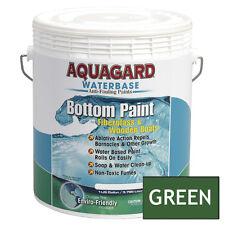 Aquagard Waterbase BOAT MARINE ANTI FOULING BOTTOM PAINT 1 GALLON GREEN