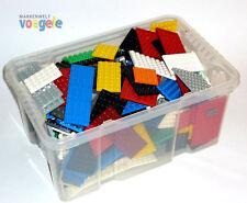 LEGO® 25 Platten verschiedene Größen u. Farben Basic Platten kg Kiloware