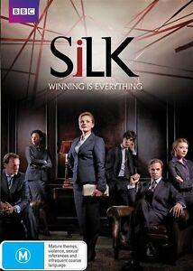 Silk : Series 1 (DVD, 2012, 2-Disc Set)