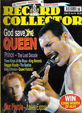 Record Collector No 274 with Queen And Prince