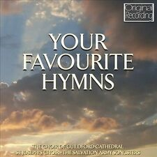 Your Favourite Hymns by Guildford Cathedral Choir (CD, Aug-2012, Hallmark Recordings (UK))