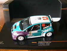 CITROEN C2 S1600 #46 JORDAN RALLY 2008 GALLAGHER KIELY IXO RAM328 1/43 IRELAND