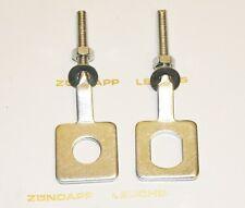 Zündapp Kettenspanner Set rund + eckig GTS 50 Typ 529