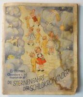 Die Sternenfahrt der Schildkröt-Kinder ca 1930 Original B4170