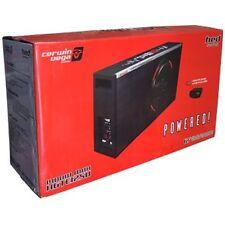 """Cerwin Vega H6TE12SV 300 Watt Slim Powered Enclosure 12"""" Subwoofer Amplified Box"""