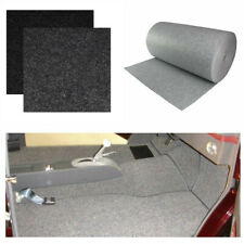 Cars Van Carpet Underfelt Replacement Soundproof Insulation Trunk Underlay Felt
