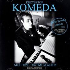 CD KRZYSZTOF KOMEDA - Nighttime, Daytime Requiem