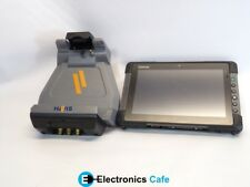 """Getac T800 8.1"""" LCD Touchscreen Rugged Tablet w/ Havis Docking Station No HDD"""