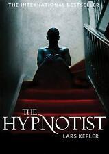 The Hypnotist by Lars Kepler (2011, CD, Unabridged)