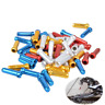 50 Gear Brake Cable End Wire Bike Inner Ferrule Crimp Tidy Nipple Cover Cycle
