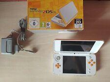 New Nintendo 2DS XL Consola de Videojuegos - Blanca