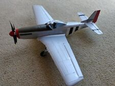 Parkzone Ultra Micro P-51D Mustang AS3X 4 Channel Warbird RTF RC Model Aircraft