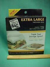 """Original Space Bag Vacuum Seal Extra Large XL 26.5"""" by 39.5"""" New in Box"""