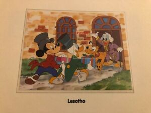 Disney World of Postage Stamps - Washington Irving
