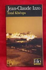 Total Khéops - Jean-Claude Izzo