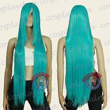 40 inch Hi_Temp Series Miku Green Long Cosplay DNA Wigs 855126