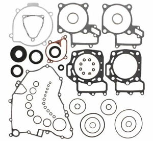 QuadBoss High Performance Complete Engine Gasket Set with Oil Seals 811366