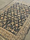 """Pre-1900 Antique All-Over Vegetable Dye Caucasian Russian Old Rug 4'.9"""" X 6'.10"""""""