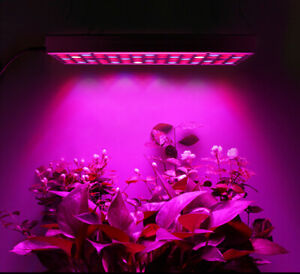 GROW PANEL 144LED ROSSI BLU IR UV WHITE COLTIVAZIONE INDOOR 45w FULL C7A1