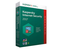 Kaspersky Internet Security 1 Anno 3 PC/Mac Global Key Digital Download ESD