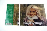 BIRGIT LYSTAGER 4540399093482 MINI LP CD JAPAN OBI A6052