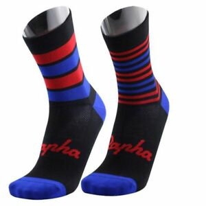 Breathable Cycling Sports Men Socks Professional Knee High Outdoor Sports Socks