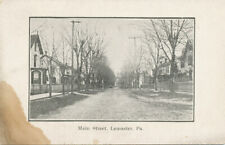Lemaster PA * Main Street  ca. 1906  Franklin Co.