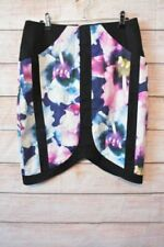 Portmans Women's Cotton Floral Skirts for Women