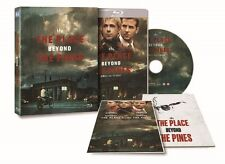 The Place Beyond The Pines (2014, Blu-ray) Full Slip Limited Edition