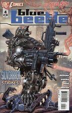 Blue Beetle Vol. 3 (2011-2013) #4