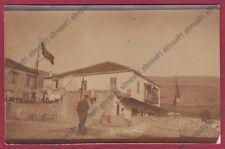 ALBANIA Shqipëria SARANDA 01 SANTI QUARANTA - PORTO EDDA Cartolina gennaio 1918