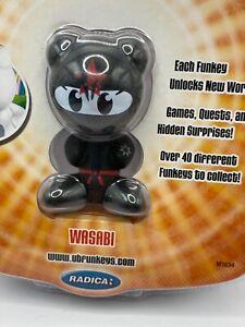 New U.B. Funkeys Wasabi by Radica Mattel