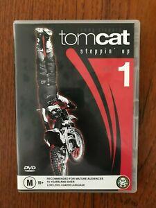 Tommy Clowers: Tomcat Steppin Up Volume 1 DVD Region All LIKE NEW MOTOCROSS