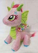 GUND Dragon – Glimmer Flora – Glitter Shine [28cm] Soft Plush Toy NEW