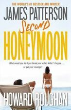 Second 2nd Honeymoon a paperback novel by James Patterson FREE SHIPPING