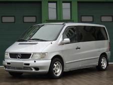 Mercedes Vito W638 Extensions d/'aile année 1996-2003 Neuves Noir mat 4 pièces